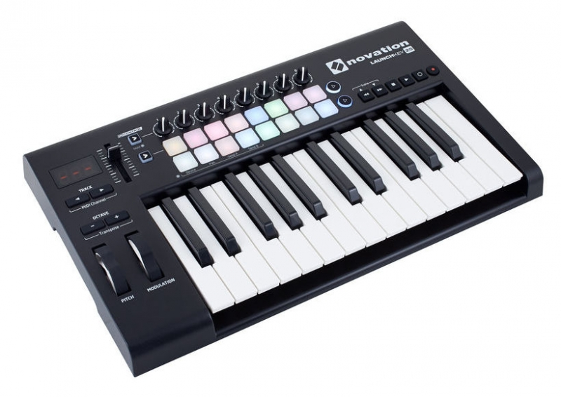 Novation Launchkey 25 mk2 - Image principale