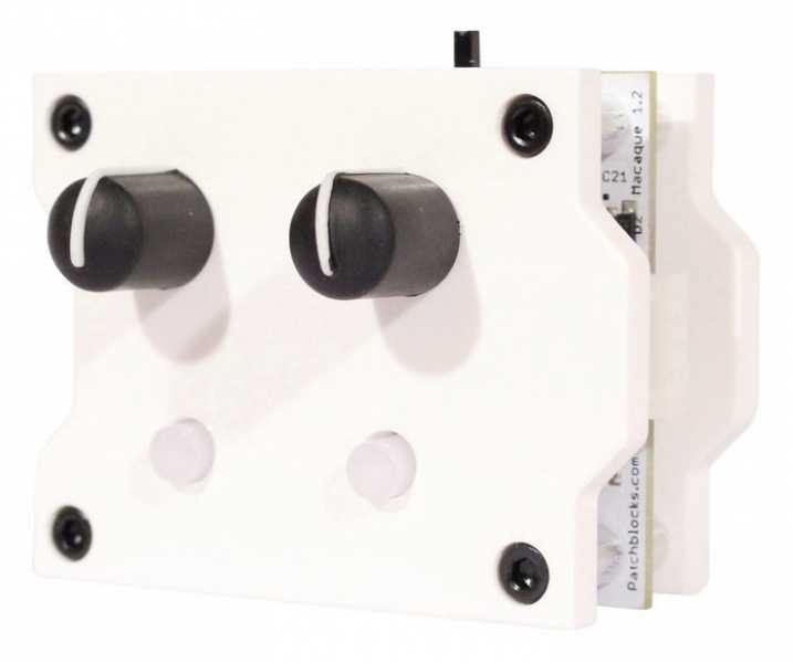 Patchblocks Synthesizer Module - White - Image principale