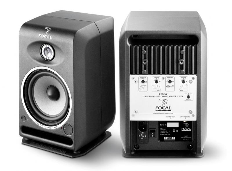 Focal CMS 50 - Image principale