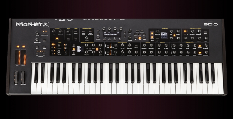 Sequential Circuits Prophet X - Image principale