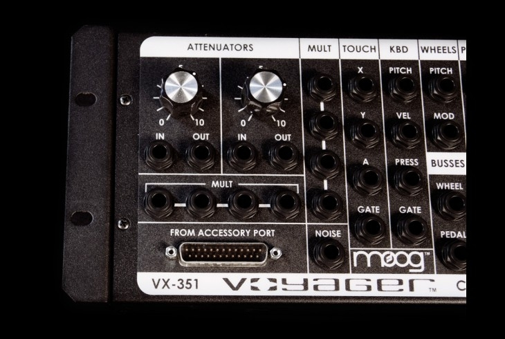 Moog Music  VX-351/352 & CP-251 Rack Mount Kit  - Image principale
