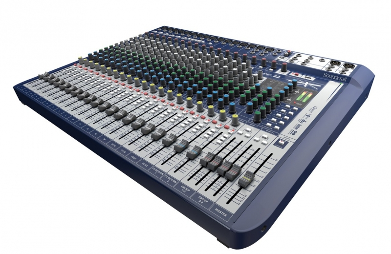 Soundcraft Signature 22  - Image principale