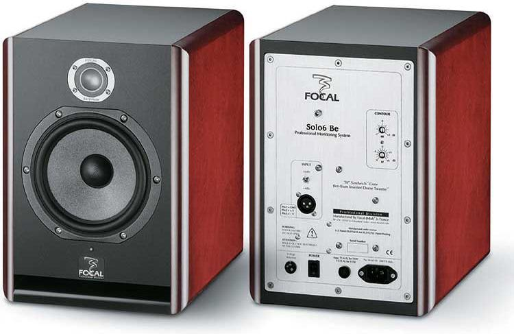 Focal Solo6 Be - Image principale
