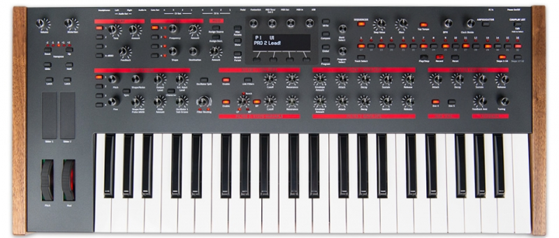 Dave Smith Instruments Pro 2 - Image principale