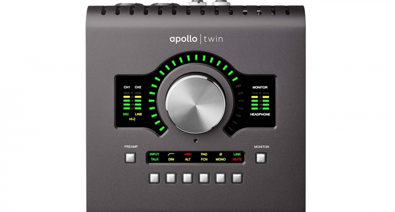 Universal Audio Apollo Twin MKII Duo - Image principale
