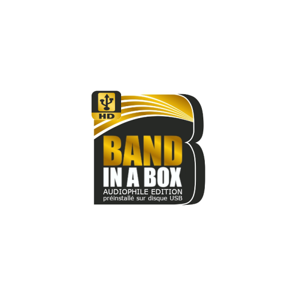 PG Music BAND IN A BOX  2020 AUDIOPHILE mac - Image principale