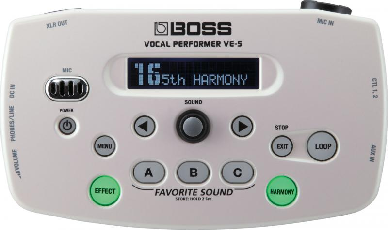 Boss VE-5 - Image principale