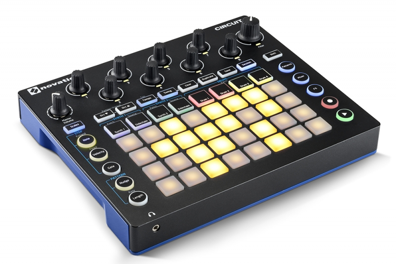 Novation Circuit - Image principale
