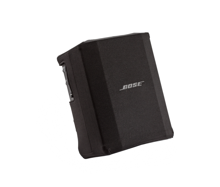 Bose S1 play-trough cover noir - Image principale