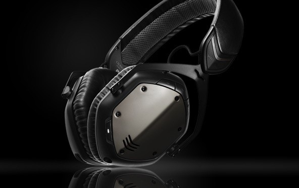 V-Moda Crossfade Wireless Ph Chrome - Image principale