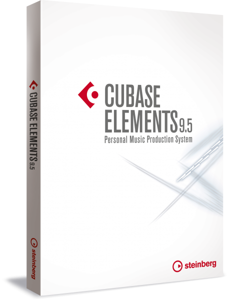 Steinberg Cubase Elements 9,5 - Image principale