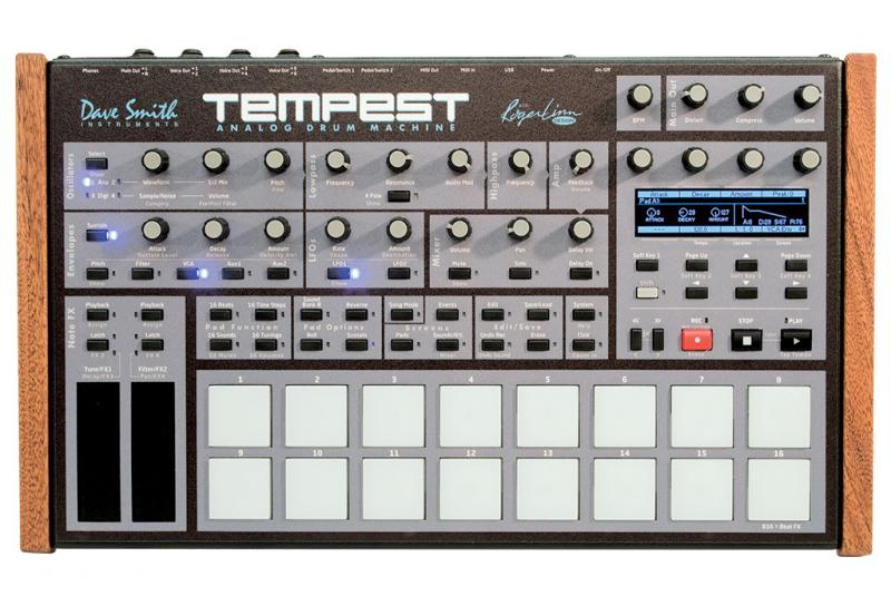 Dave Smith Instruments Tempest  - Image principale