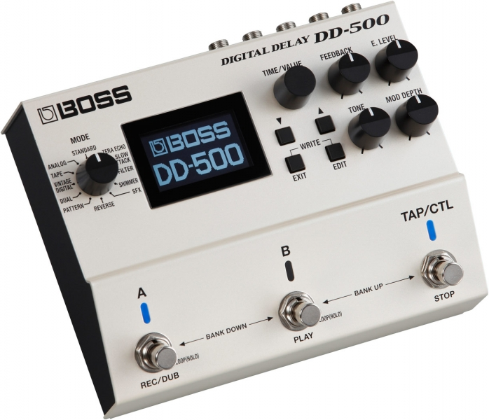 Boss DD-500 Digital Delay  - Image principale