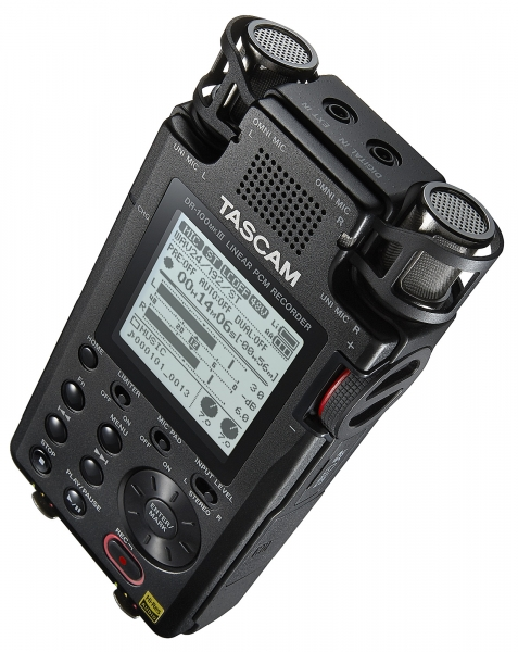 Tascam DR100 MKIII - Image principale