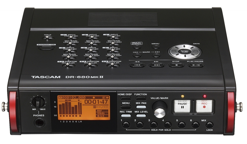 Tascam DR-680mkII - Image principale