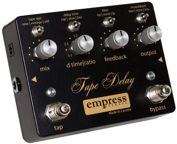 Empress Effects TAPE DELAY - Image principale
