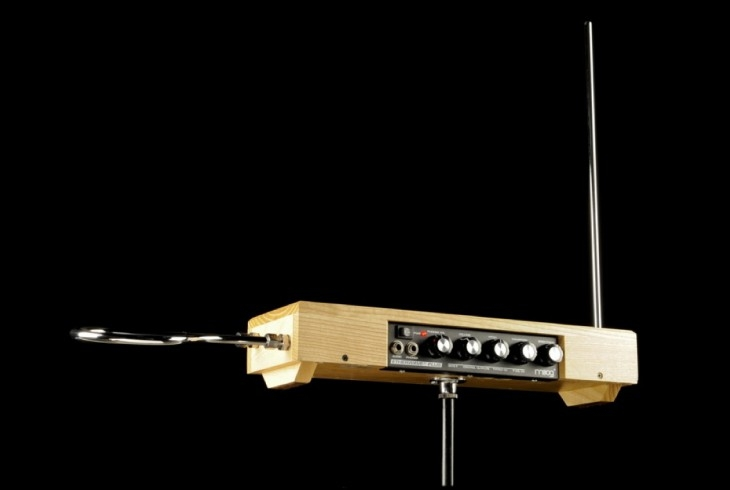 Moog Music theremin etherwave plus - Image principale