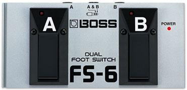 Boss FS-6 Dual Footswitch - Image principale
