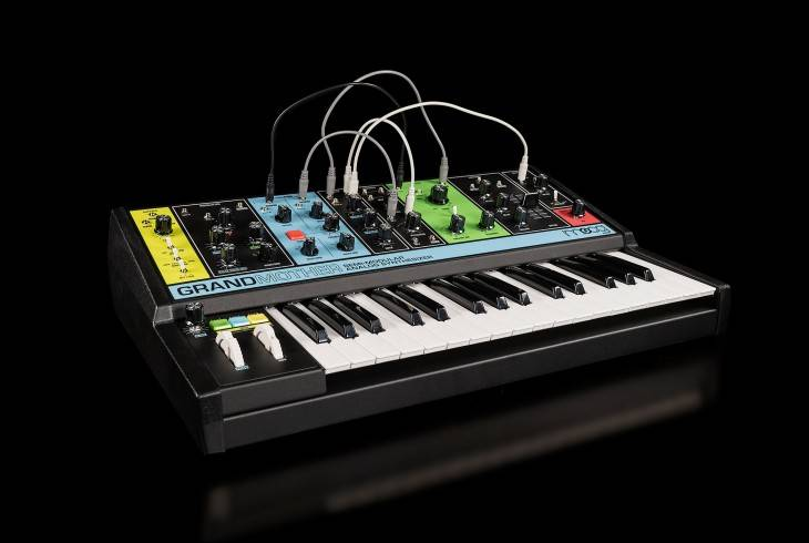 Moog Music Grandmother - Image principale