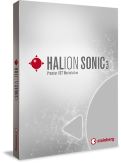 Steinberg HALion Sonic 3 - Image principale