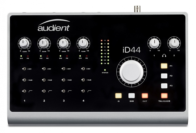 Audient iD44 - Image principale