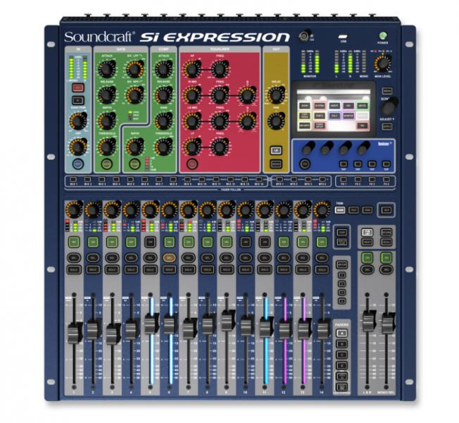 Soundcraft Si Expression 1 - Image principale