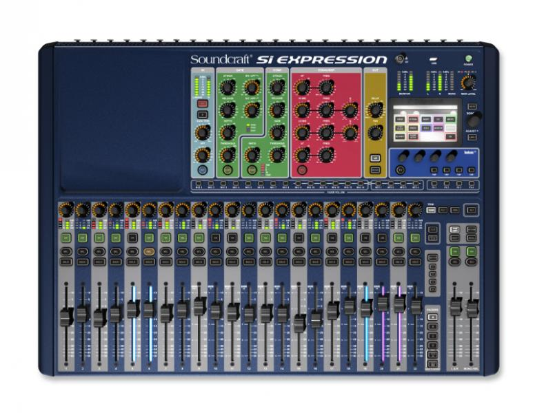 Soundcraft Si Expression 2 - Image principale