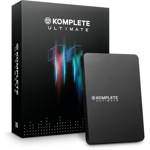 Native Instruments Komplete 11 ULTIMATE UPG (K8-11) - Image principale