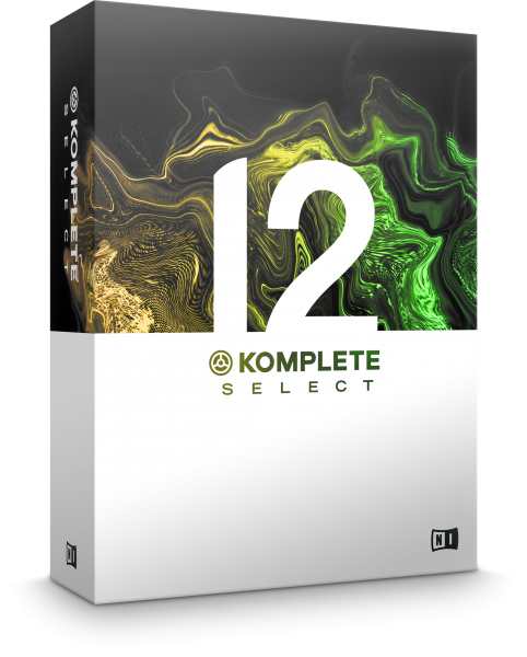 Native Instruments Komplete 12 Select - Image principale