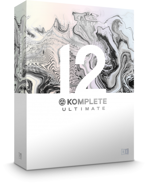 Native Instruments Komplete 12 Ultimate Collector's Edition UPGRADE - Image principale