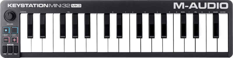M-Audio keystation mini 32 mk3 - Image principale