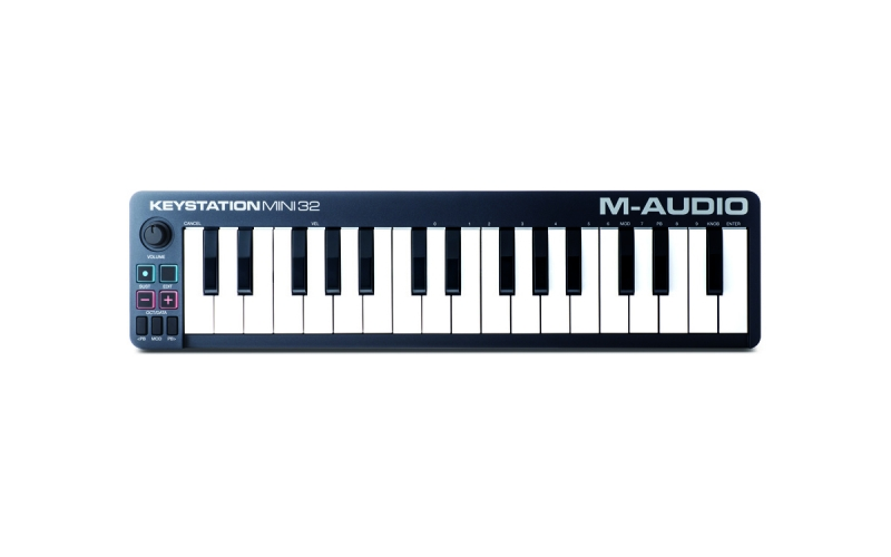 M-Audio Keystation Mini 32 II - Image principale