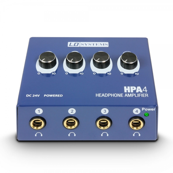 LD Systems HPA4 - Image principale