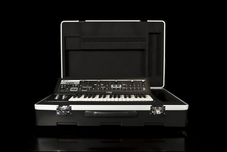 Moog Music Sub 37 & Little Phatty Molded Road Case  - Image principale