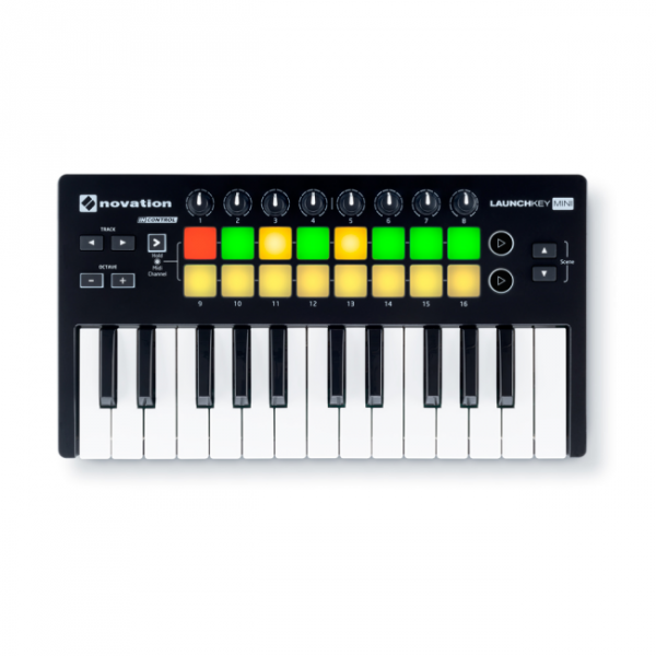 Novation Launchkey Mini mk2 - Image principale