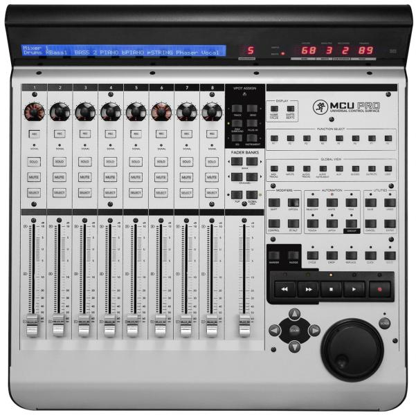 Mackie Control Universal Pro - Image principale