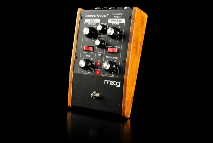 Moog Music MF-103 12-Stage Phaser - Image principale