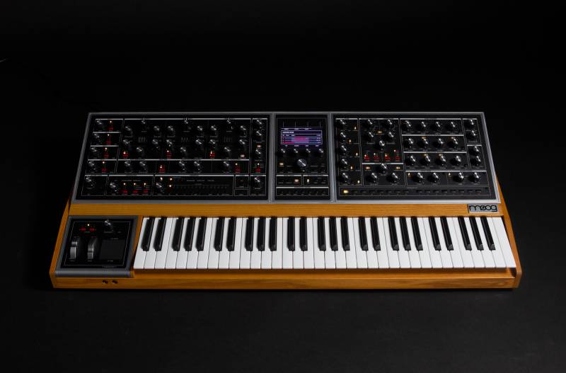 Moog Music ONE 16 VOIX - Image principale