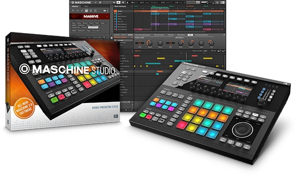 Native Instruments Maschine Studio - Black - Image principale