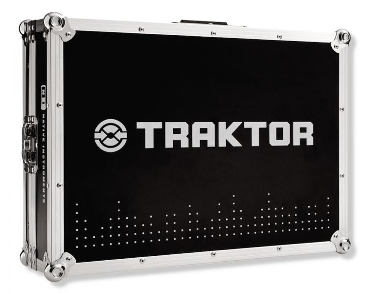 Native Instruments Traktor Kontrol S4 Flight Case - Image principale