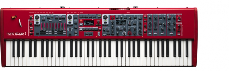 Clavia Nord Stage 3 HP76 - Image principale