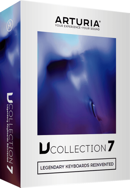 Arturia V Collection 7 - Image principale