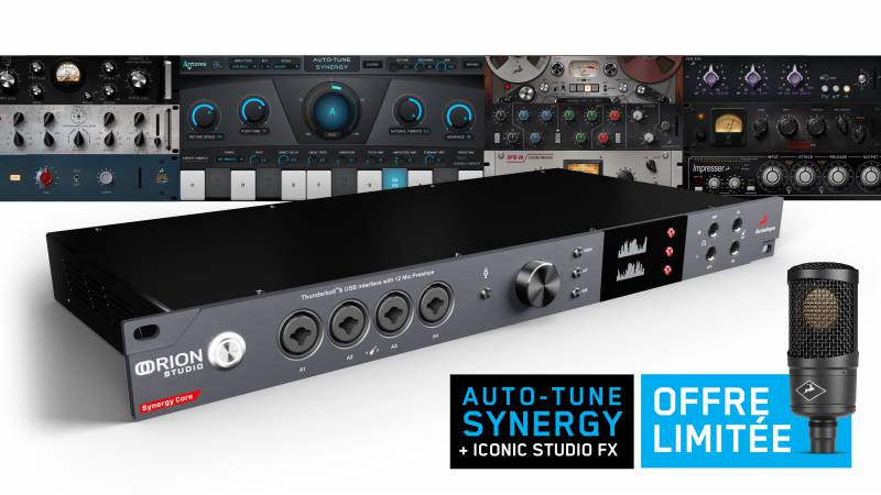 Antelope Orion Studio Synergy Core - Image principale