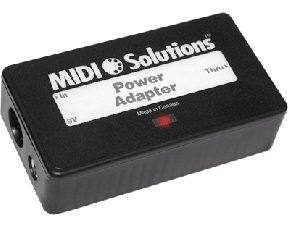 Midi Solutions Power Adapter - Image principale