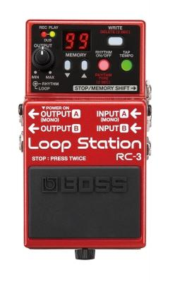Boss RC-3 Loop Station - Image principale
