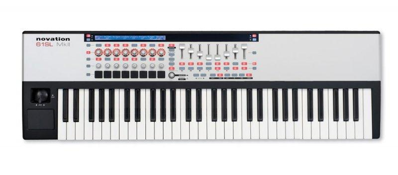 Novation Remote 61 SL MkII - Image principale