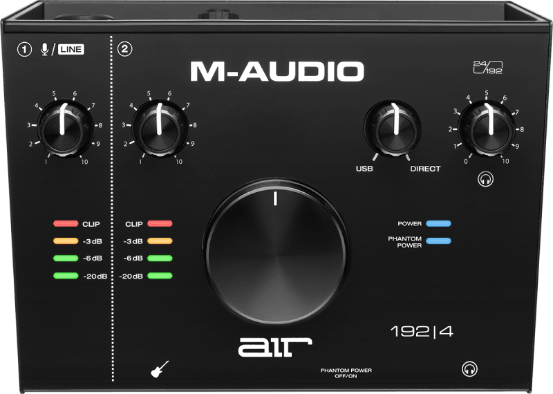 M-Audio AIR192X4 - Image principale