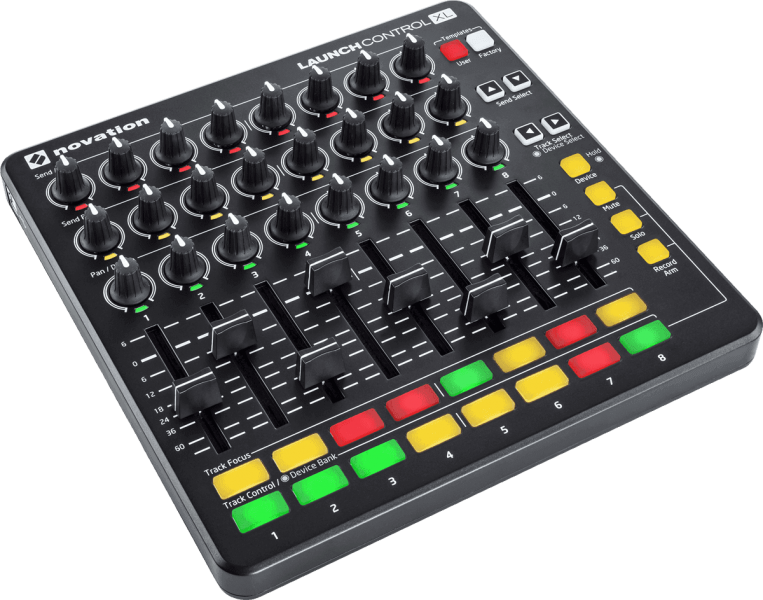 Novation Launch Control XL Black - Image principale