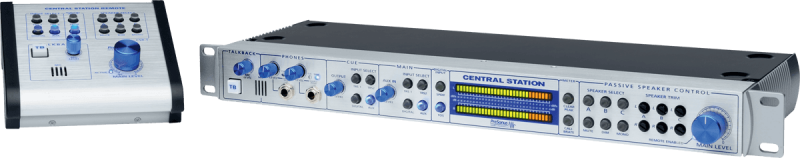 PreSonus Central Station Plus  - Image principale