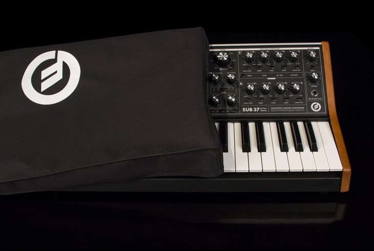 Moog Music  Sub 37 & Little Phatty Dust Cover  - Image principale